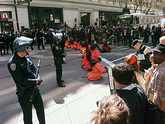 SF Anti-War Protest