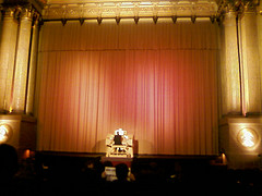 "Organist Played Soundtrack before ""Blue Velvet"""