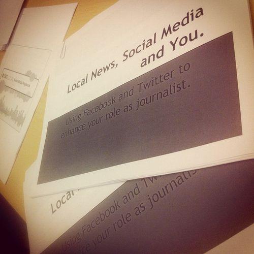 Socialmediapapers